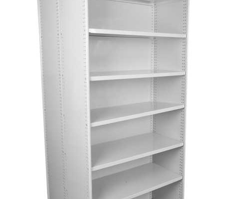 Double-Face-single-bay-with-shelf-1